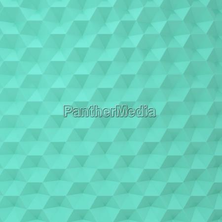 abstraktes sechseckiges muster