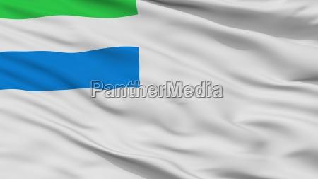 sierra leone marinefahne flaggen nahaufnahme