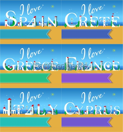 travel cards i love spain