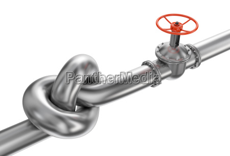 knot and valve