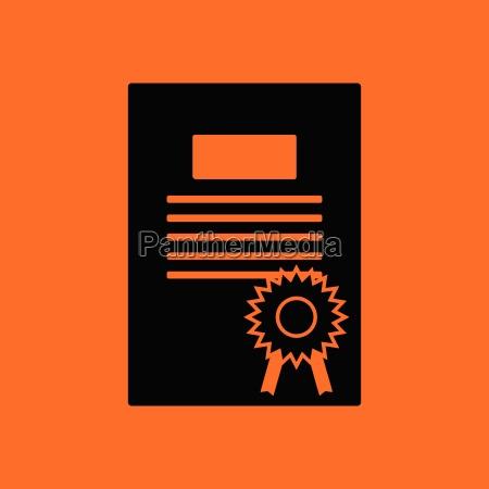diplom symbol
