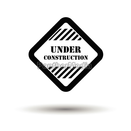 icon of under construction