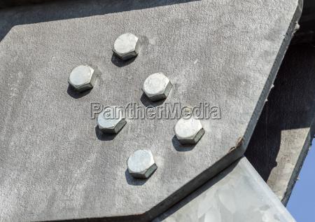 sechskantkopfschrauben traeger und traeger in industrieller