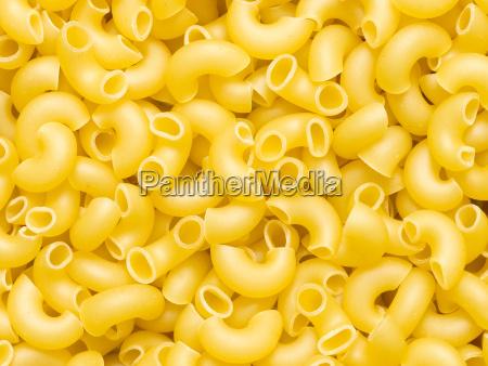 italian macaroni pasta food background