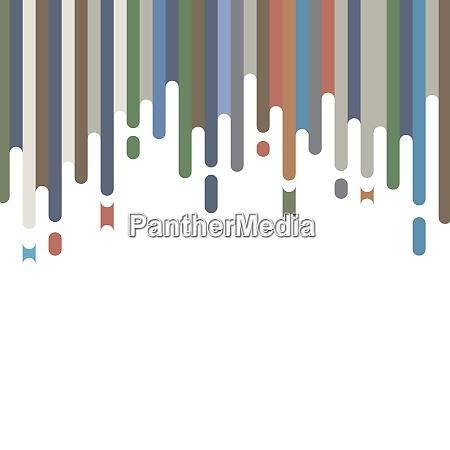abstrakter hintergrund mit retro farbvorlage