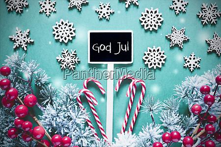 schwarzes weihnachtszeichen lichter gott jul bedeutet
