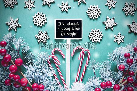 schwarzes weihnachtsschild lichter quote immer gute