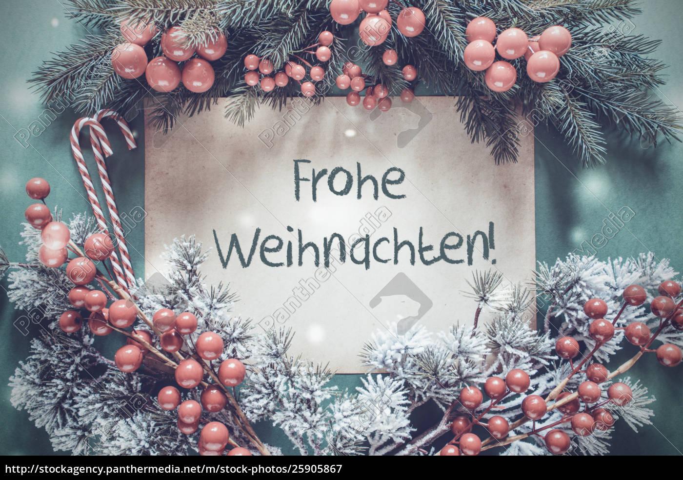 Frohe Weihnachten Hindi.Stockfoto 25905867 Christmas Garland Frohe Weihnachten Bedeutet Frohe Weihnachten