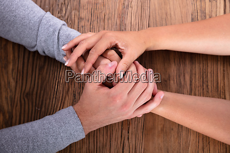 donna mano chiodo possesso inchiodare coppia