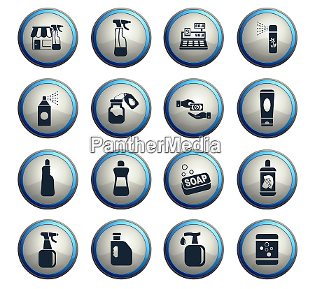 icon fuer chemikalien