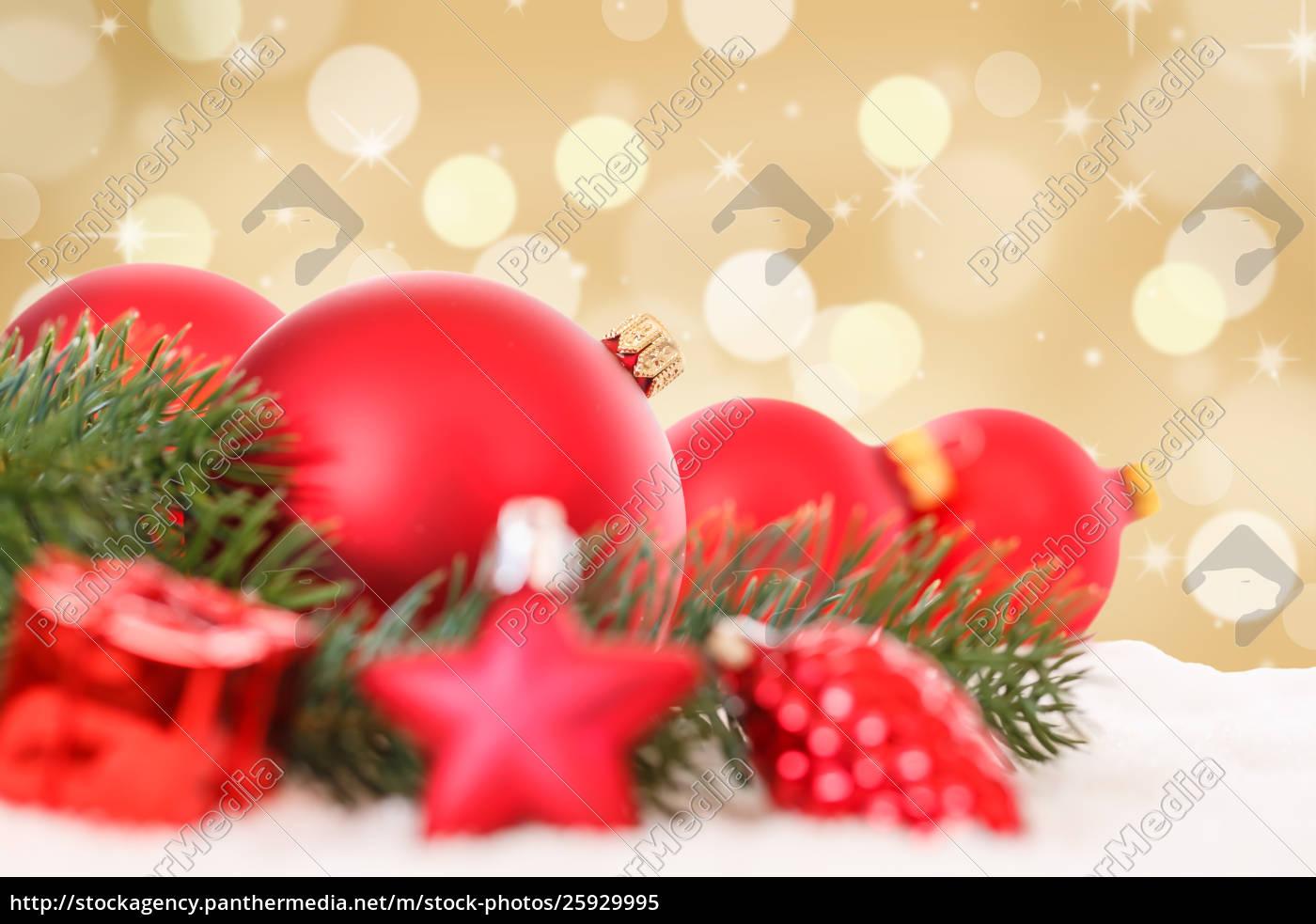 weihnachtskugeln rot goldene dekoration kugeln. Black Bedroom Furniture Sets. Home Design Ideas