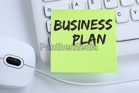 business plan analysis strategy success concept