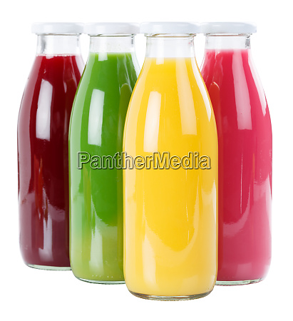 juice smoothie fruit smoothies in bottle