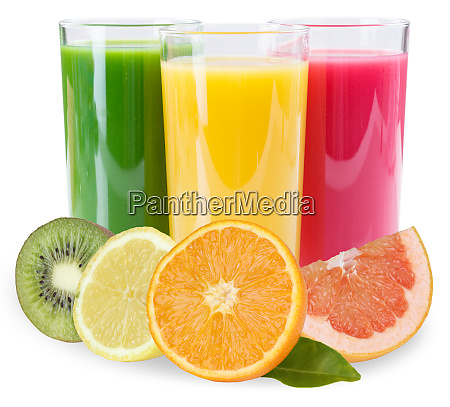juice smoothie fruit fruits smoothies isolated