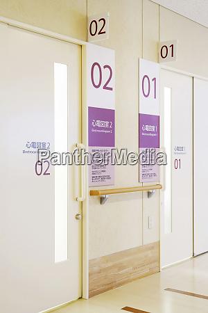 krankenhausberatung zimmertuer medizinische und klinik im