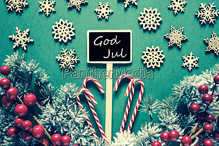 schwarze weihnachten zeichen lichter gott jul