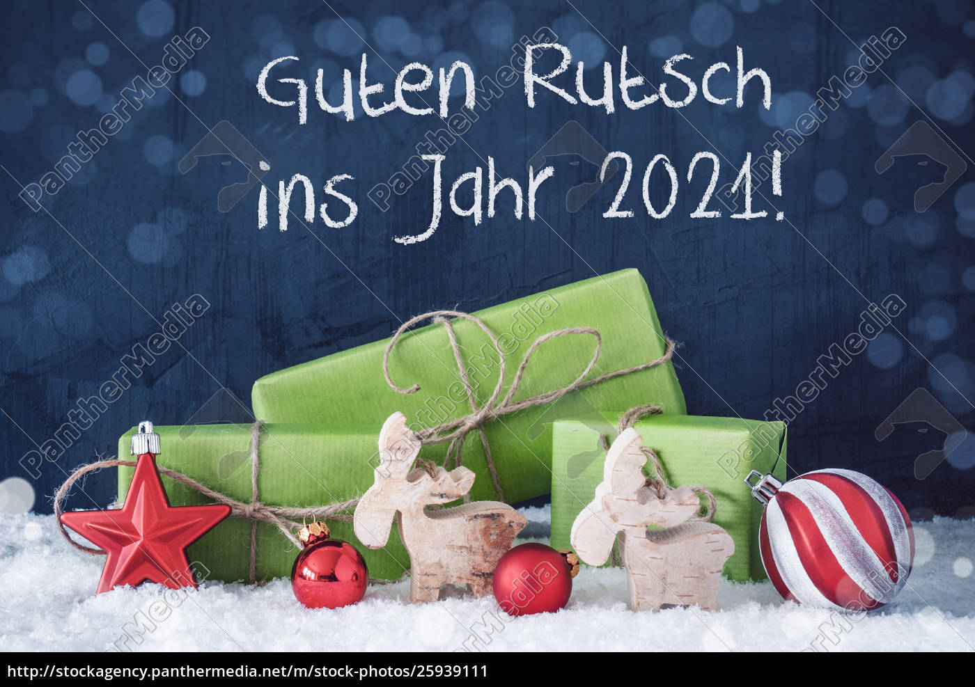Guten Rutsch Ins Jahr 2021