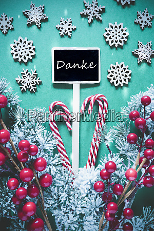 vertical black christmas sign lights danke