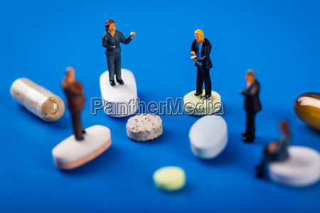 health care and pharmacy industry business