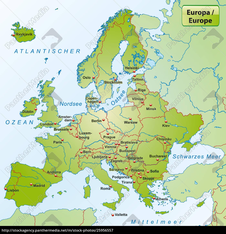Europakarte Blanko Weltkarte Als Pdf Zum Ausdrucken