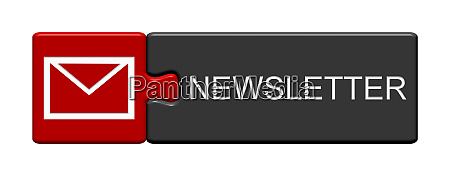 puzzle button grau rot newsletter