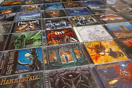 metal cd alben