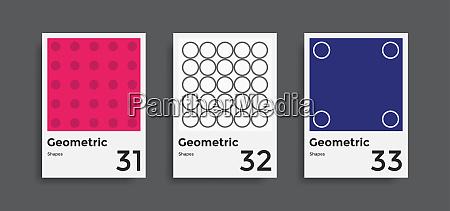 UEbers vorlagen sammlung mit grafischen geometrischen