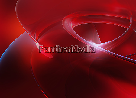 abstrakte digital erzeugte rote hintergruende