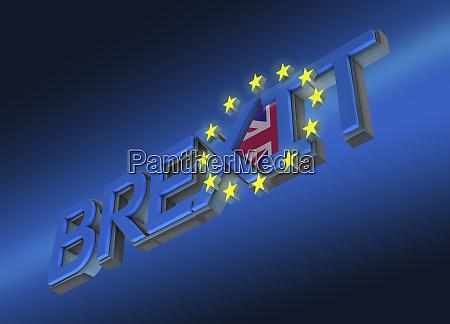 ein einziges wort brexit