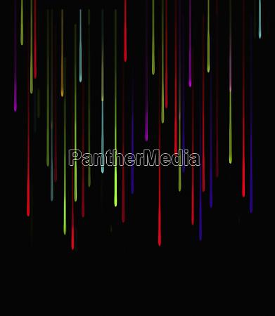 abstraktes, muster, von, bunten, tropfen - 26008426