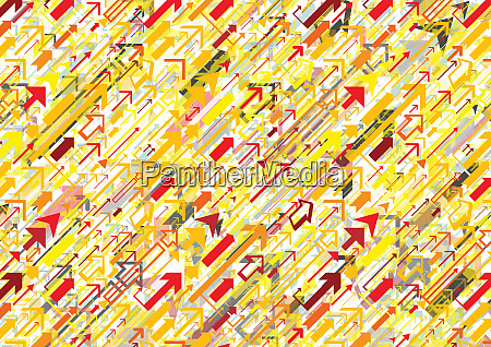 abstract backgrounds pattern of lots of