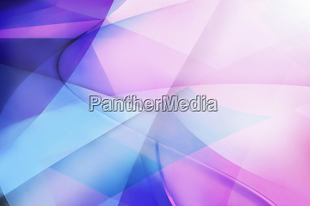 abstract backgrounds pattern of translucent overlapping