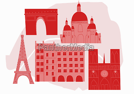 historical paris landmarks