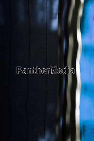 dark blue striped full frame abstract