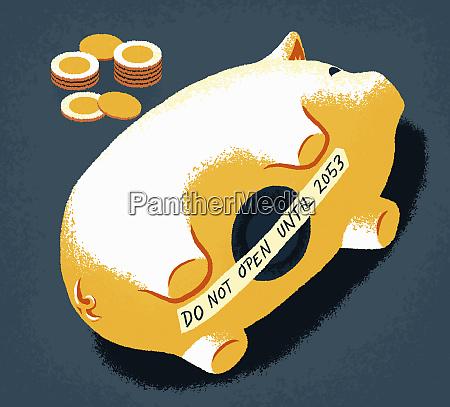 schweinebank langfristig versiegelt