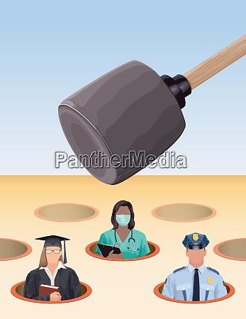 absolvent arzt und polizist in loechern