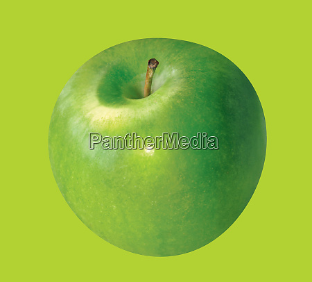 close up of green apple