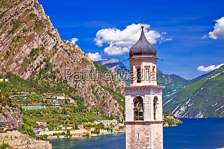 tower in limone sul garda and