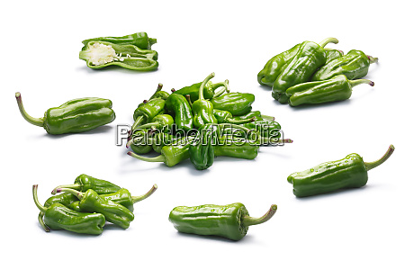 set of friggitelli pepperoncini or greek