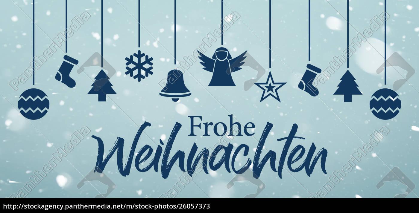 Frohe Weihnachten Aus Deutschland.Stockfoto 26057373 Frohe Weihnachten Frohe Weihnachten In Deutschland