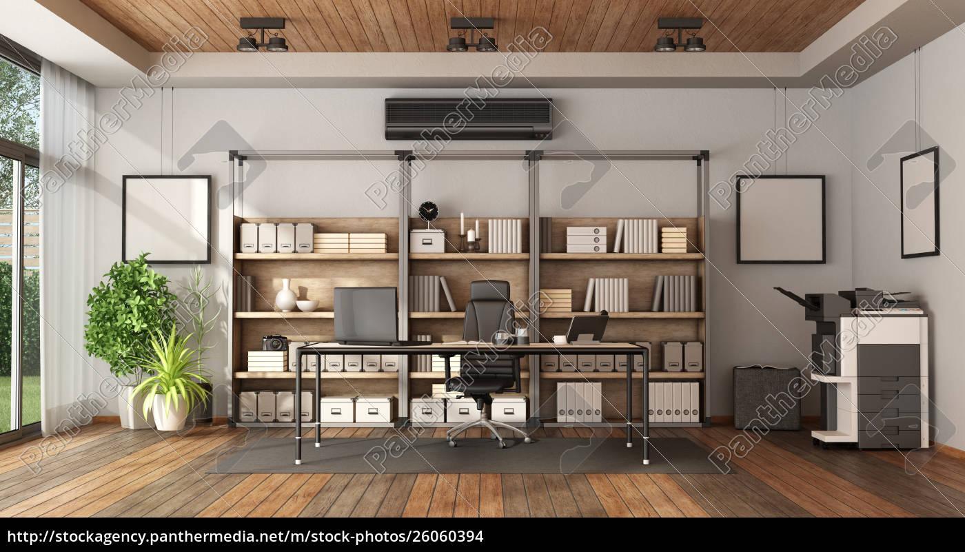 Wohnwand Bücherregal Mit Schreibtisch Toleo238 Lack Weiß Kaufen