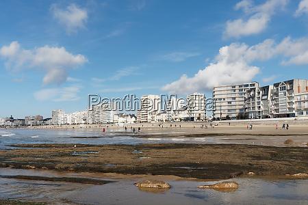 les sables dolonne seafront france