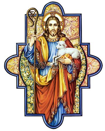 jesus christus heiliger liebe frieden glaube