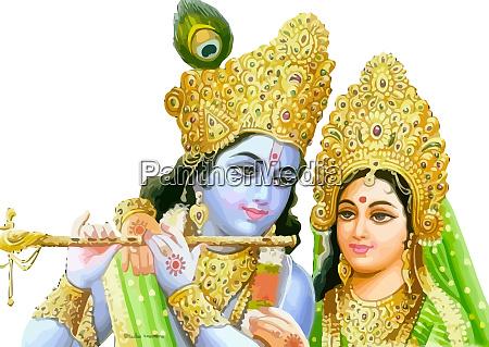 yashoda herr krishna festival hinduismus kultur
