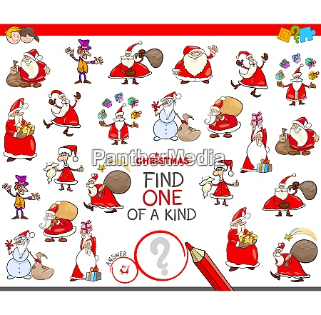 find one of a kind christmas