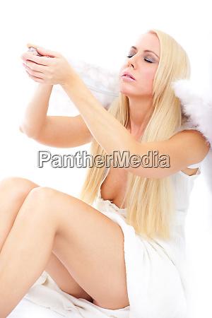 engel auf der erde