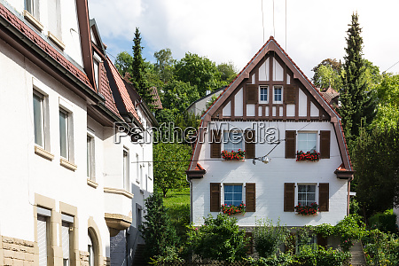 traditional german residential architecture historicneighborhood cultural