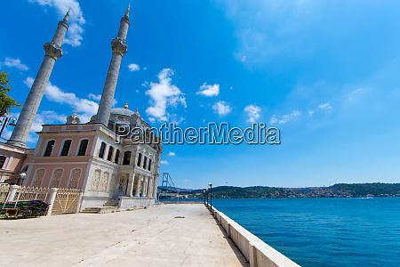 schoene moschee in istanbul
