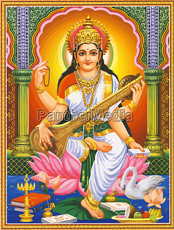 yashoda, herr, krishna, festival, musik, hinduismus - 26104354