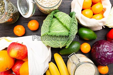 zero makulatur lebensmitteleinkaeufe packungsfreies essen auf